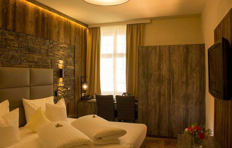 Best Western Hotel Goldener Adler - Room - 60