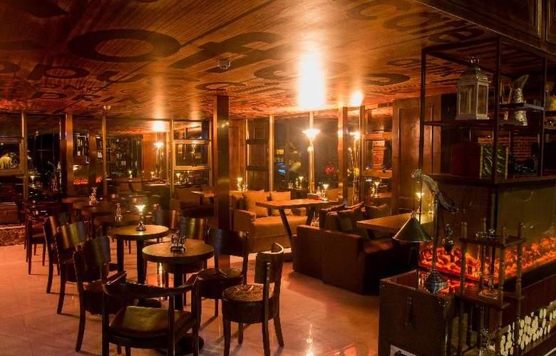 James Joyce Coffetel (Guangzhou Exhibition Center) - Restaurant - 12