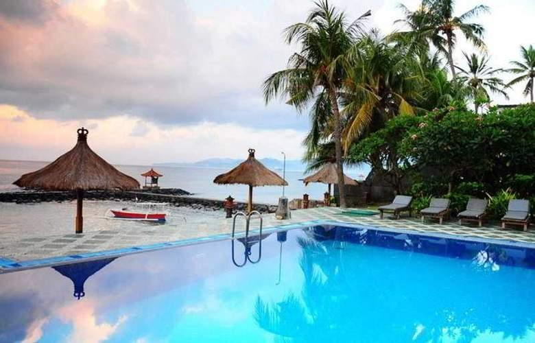 The Rishi Candidasa Beach - Pool - 7