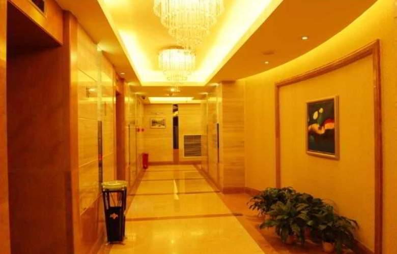 Leeden Hotel Chengdu - General - 3