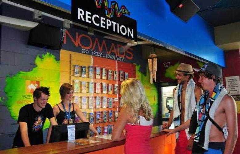 Nomads Cairns Backpackers - Hotel - 11
