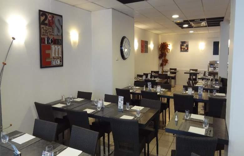 Best Western Saphir - Restaurant - 32