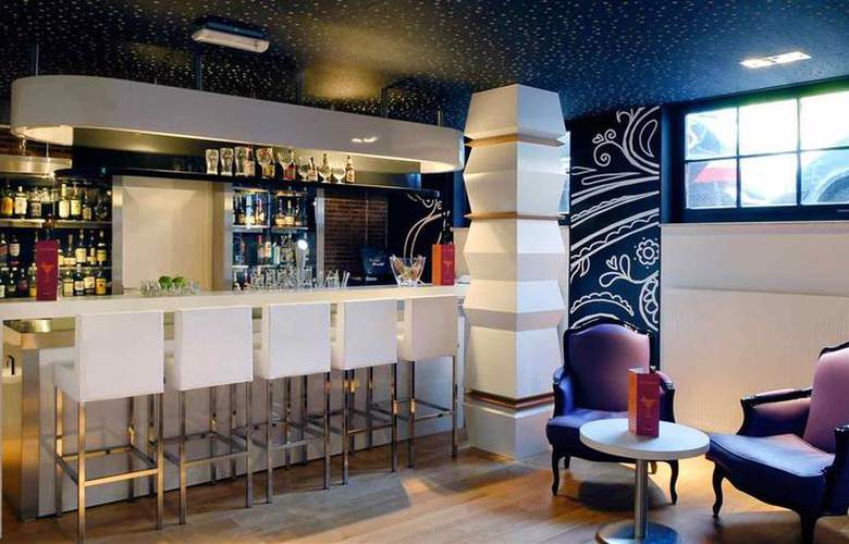 Mercure Amsterdam Centre Canal District - Bar - 37