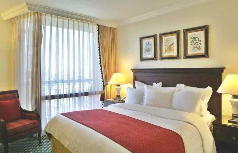 Lisbon Marriott - Room - 9