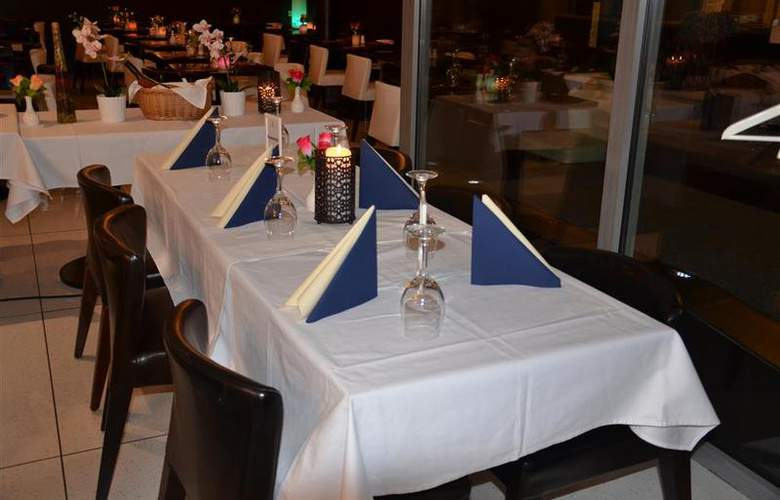 Best Western Kampen - Restaurant - 35