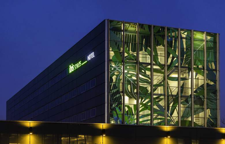 Ibis Styles Amsterdam Airport - Hotel - 9