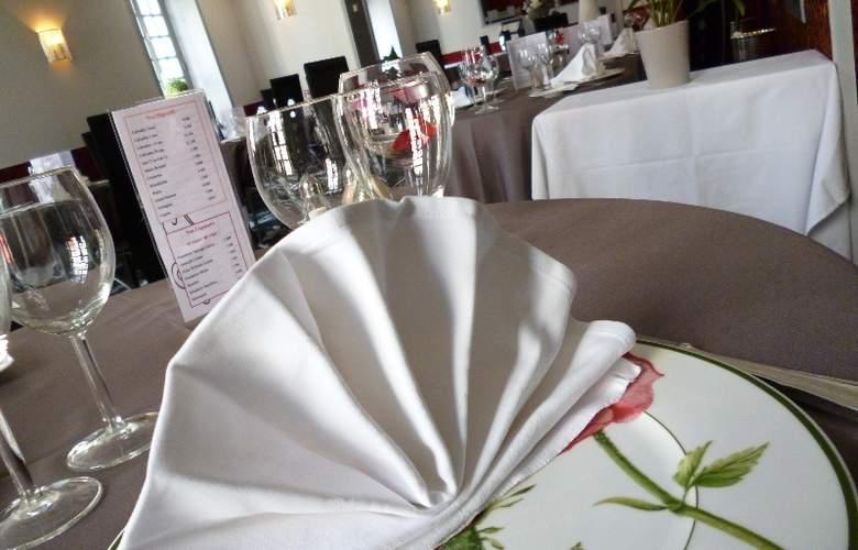 Grand Hotel du Luxembourg - Restaurant - 3