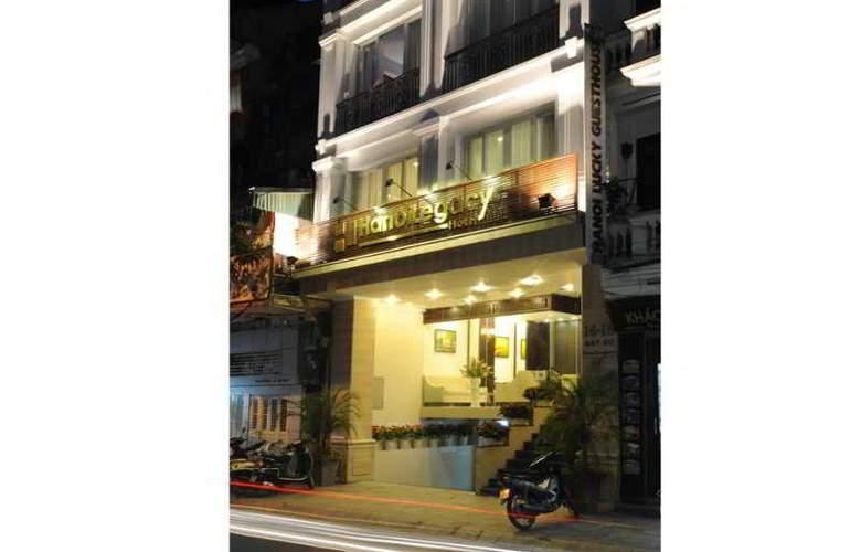 Hanoi Legacy Bat Su - Hotel - 0