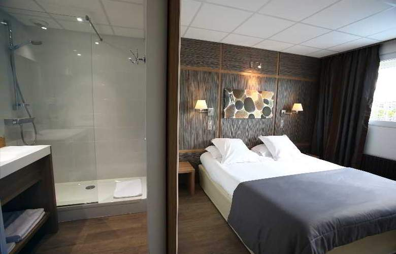 Interhotel Neptune Montpellier - Room - 21