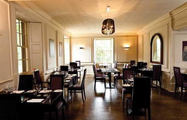 Best Western Mosborough Hall - Hotel - 9