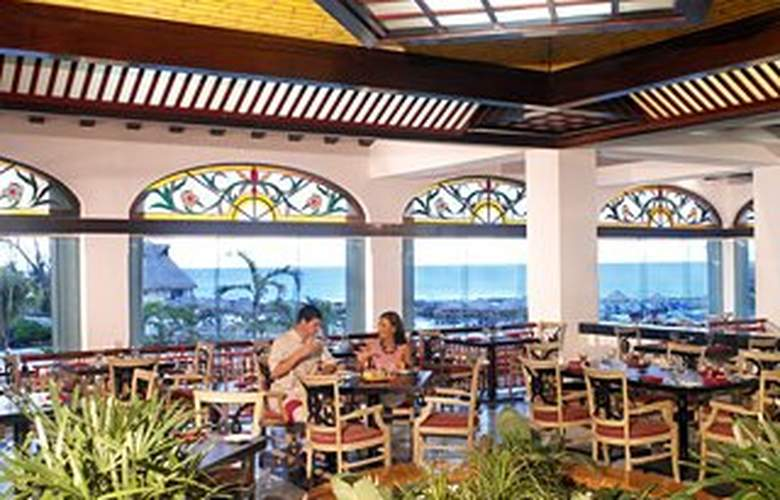 Aventura Spa Palace All Inclusive - Restaurant - 8