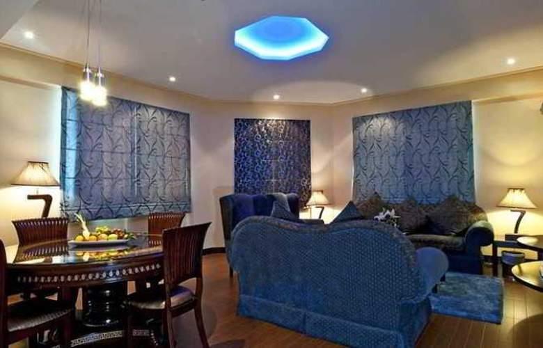 Al Jawhara Gardens - Room - 12