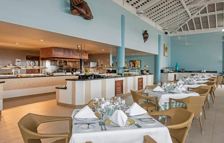 Iberostar Rose Hall Beach - Restaurant - 7