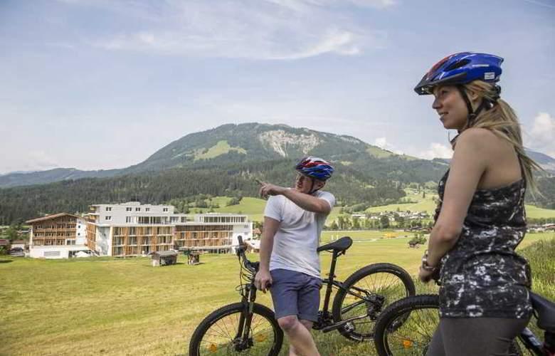 lti alpenhotel Kaiserfels - Sport - 14