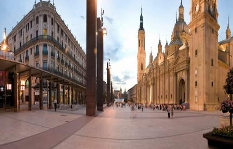 Hotel Pilar Plaza desde 48€, Zaragoza