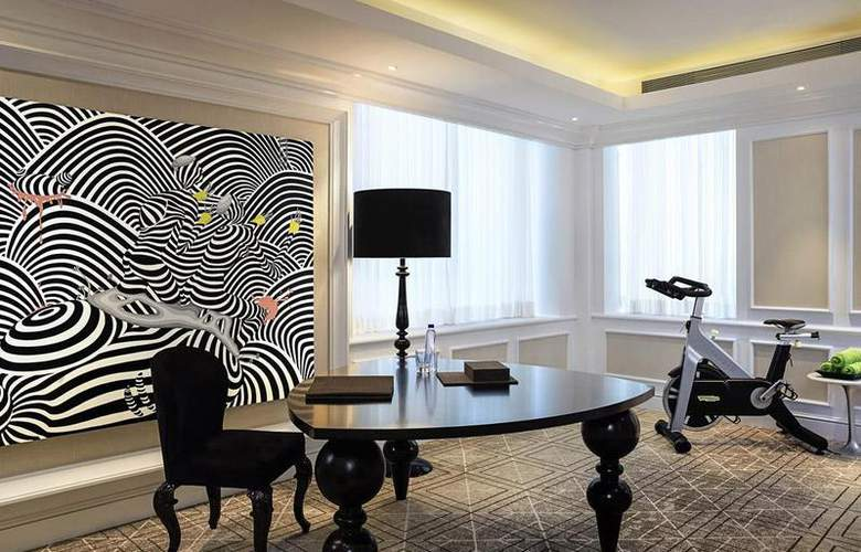 Sofitel Hotel Mumbai - Room - 29