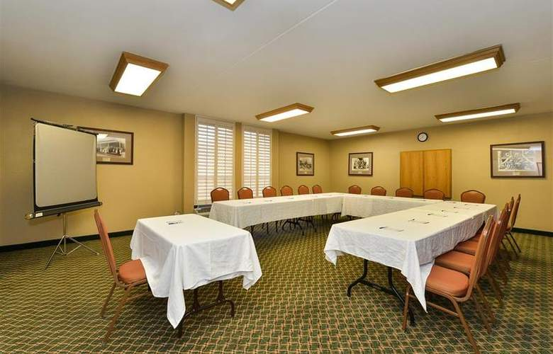 Best Western Inn of Tempe - Conference - 57