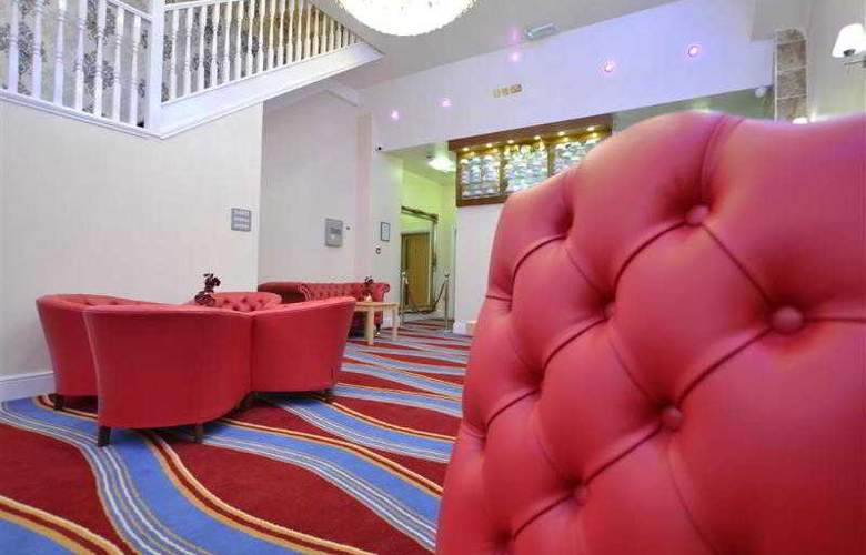 Best Western Greater London - Hotel - 38