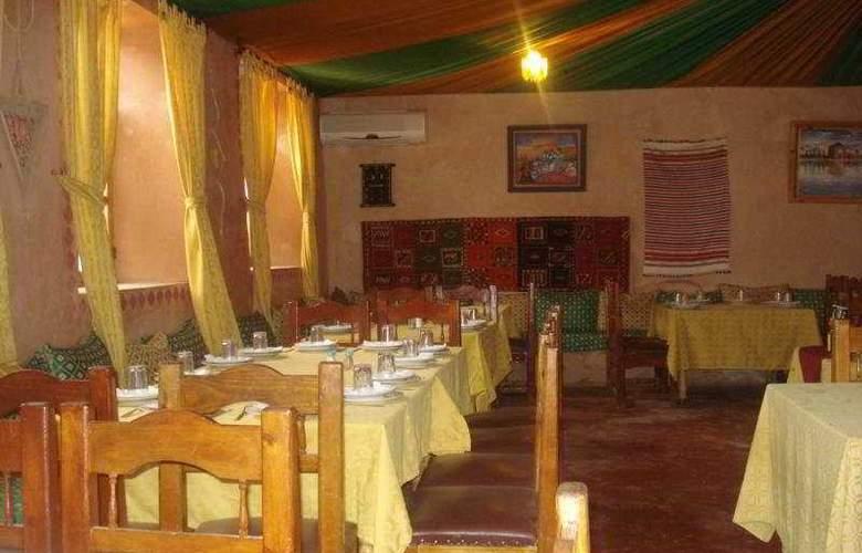 Riad Maktoub - Restaurant - 8