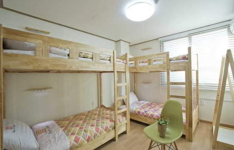 Stay in GAM Jongno Hostel - Room - 1