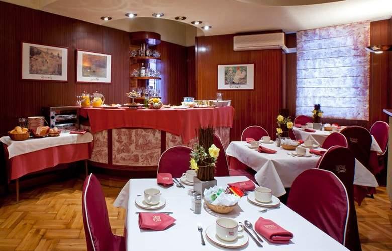 Sercotel Leyre - Restaurant - 2