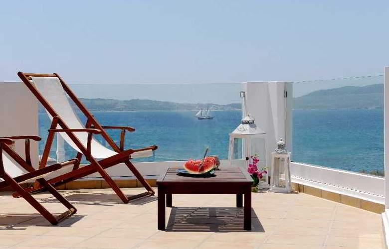 Ostria Hotel-Milos - Terrace - 6