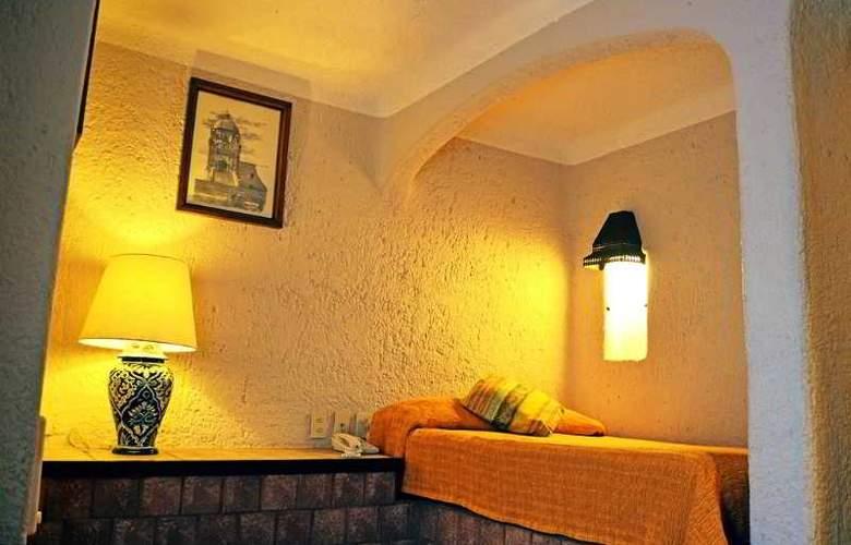 Villas Arqueologicas Cholula - Room - 23