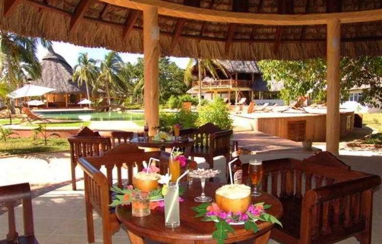 Amarina Hotel Ora Resort - Terrace - 4