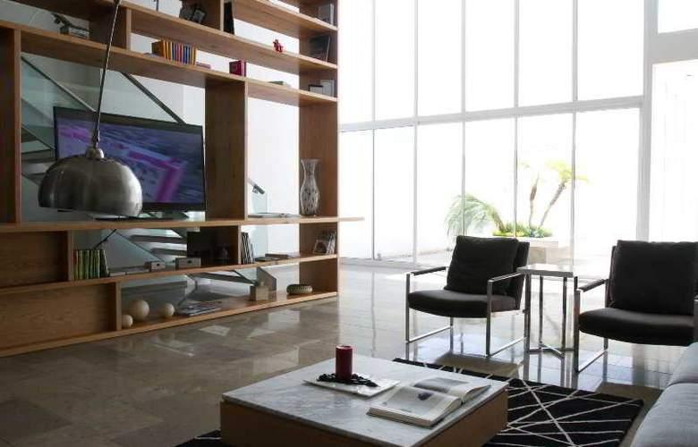 Camino Real Hotel & Suites Puebla - General - 8