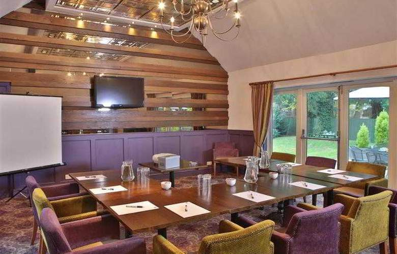 Best Western Henley Hotel - Hotel - 13