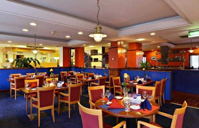 EHM Hotel Cologne Airport Troisdorf - Restaurant - 10