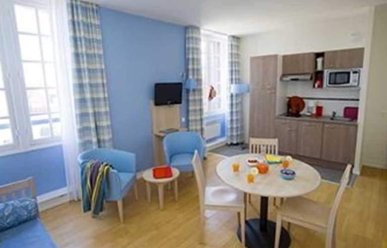 Residence Pierre et Vacances Le Castel Normand - Room - 2