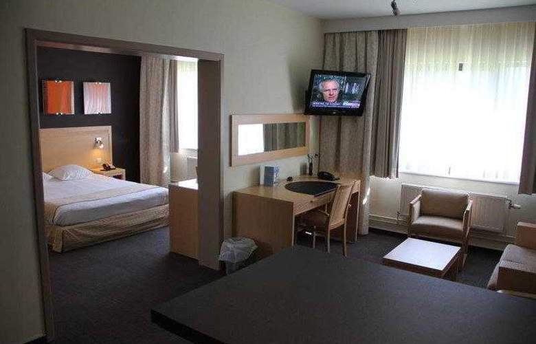BEST WESTERN PLUS Hotel Casteau Resort Mons - Hotel - 9