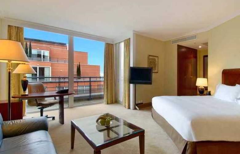 Lyon Marriott Hotel Cité International - Hotel - 7