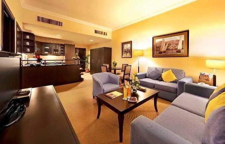 Al Manzel Hotel Apartments - Room - 8