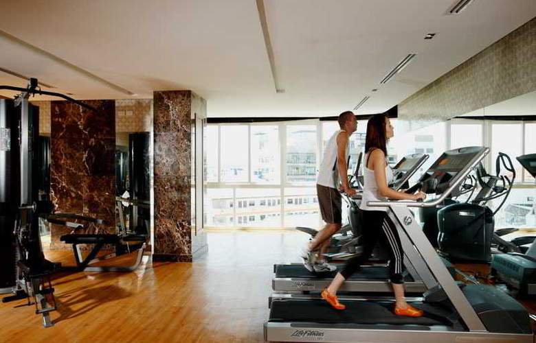 Centara Nova Hotel and Spa Pattaya - Sport - 33