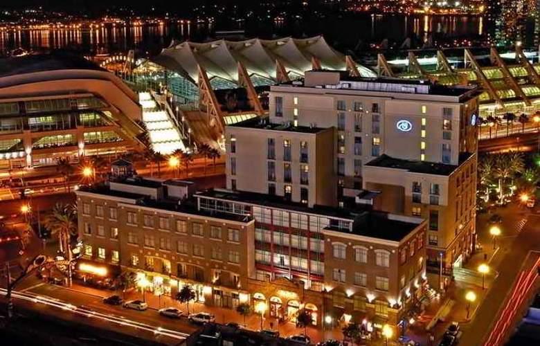 Hilton San Diego Gaslamp Quarter - Hotel - 1