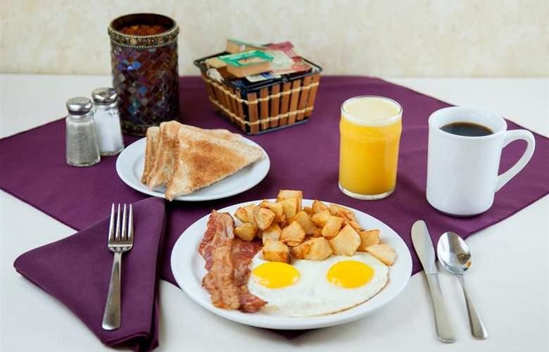 Best Western Glengarry Hotel - Restaurant - 101