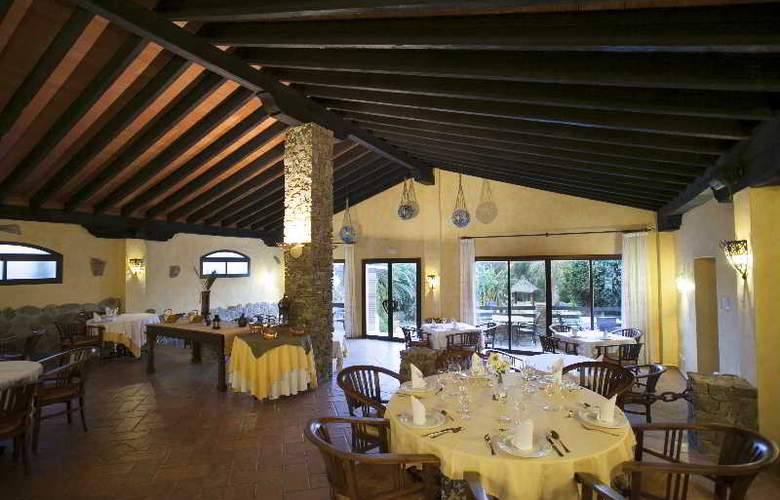 Cortijo de Zahara - Restaurant - 9