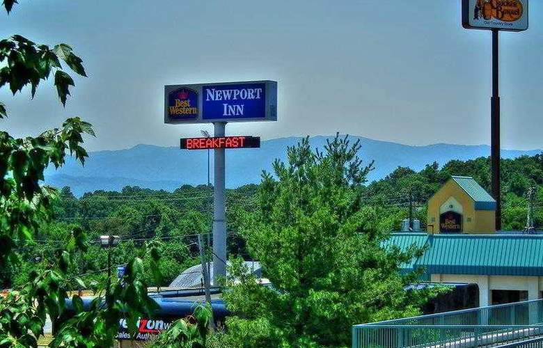 Best Western Newport Inn - Hotel - 18