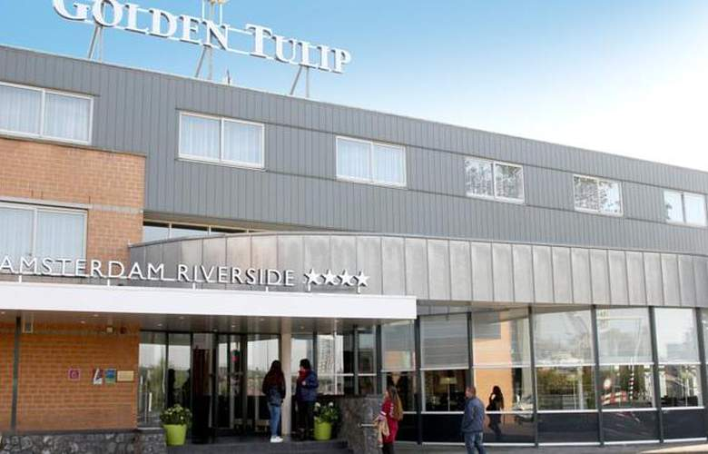 Golden Tulip Amsterdam Riverside - Hotel - 0