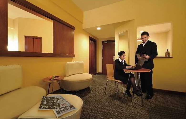 Alpha Genesis Hotel Kuala Lumpur - Room - 13