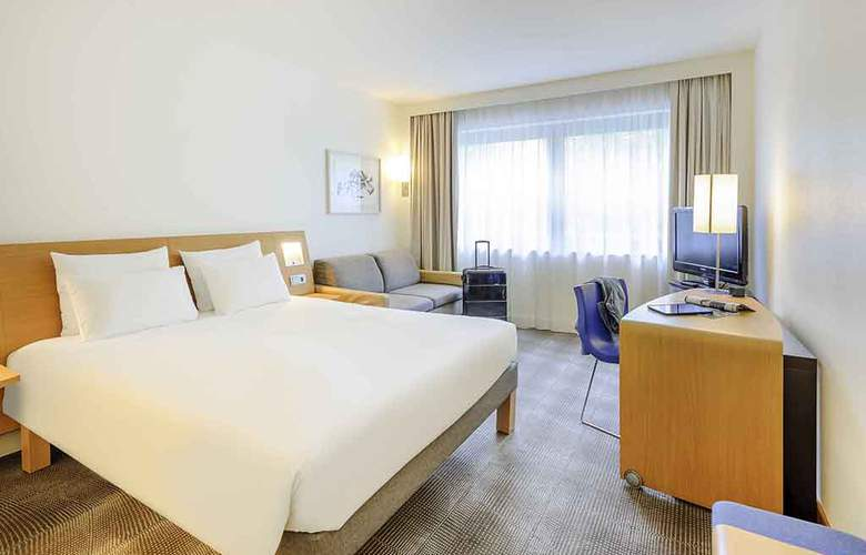 Novotel Aachen City - Room - 14