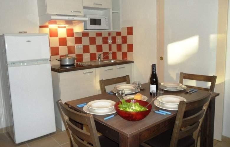 Residence Le Clos du Rocher - Room - 15