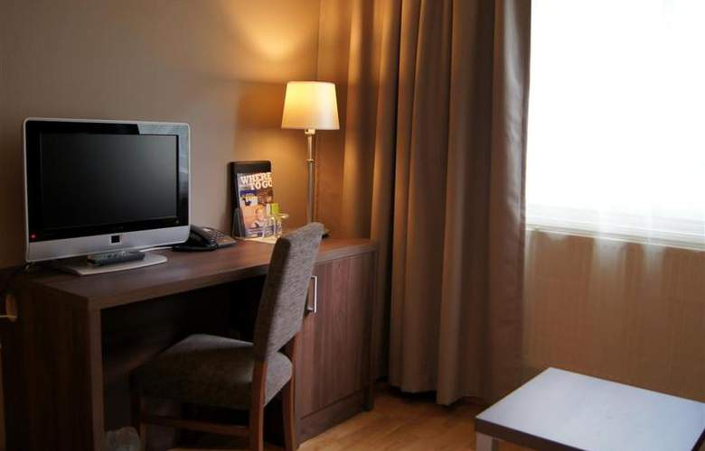 Park Inn by Radisson Oslo Airport Hotel West - Room - 51