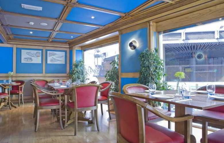 II Castillas Madrid - Restaurant - 20