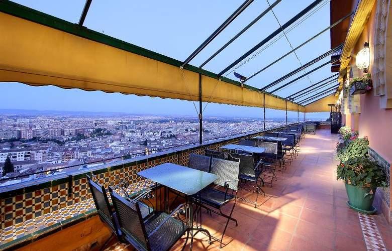 Alhambra Palace - Terrace - 25