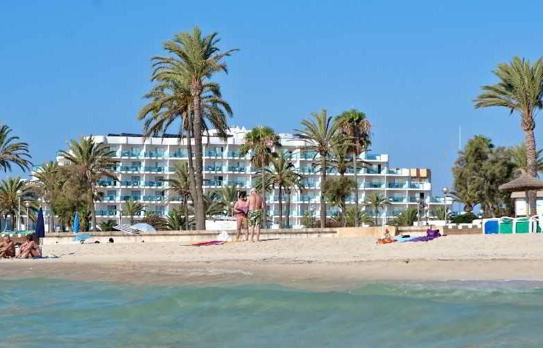 Hipotels Cala Millor Park - Beach - 11