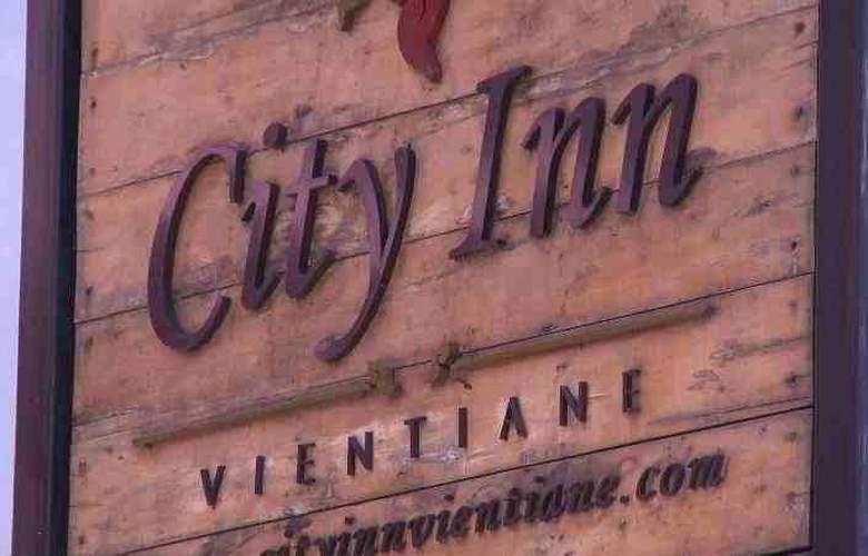 City Inn Vientiane - Hotel - 0