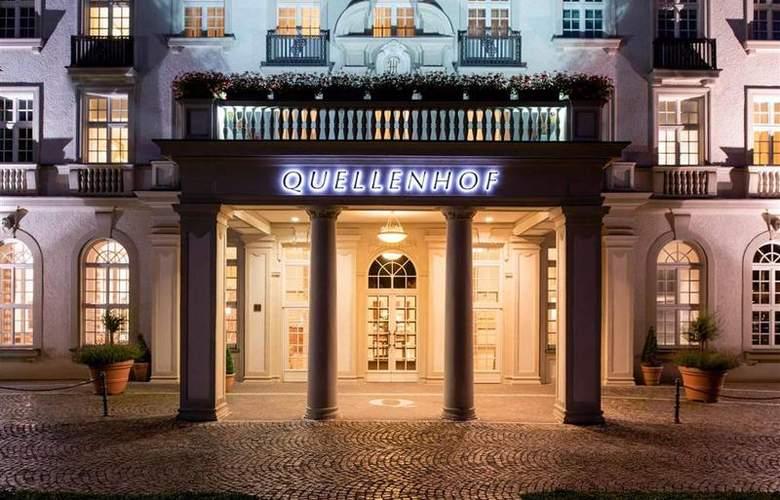Pullman Aachen Quellenhof - Hotel - 72